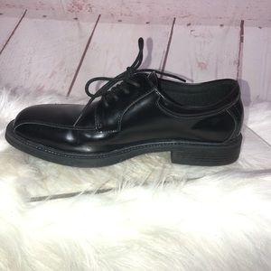 Nunn Bush Black Dress Shoes Size 6